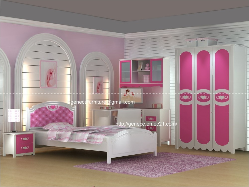 41 Amazing Dream Bedrooms for Teenage Girls 15 Dream Bedrooms for Teenage Twin Girls – Bedroom Ideas 5