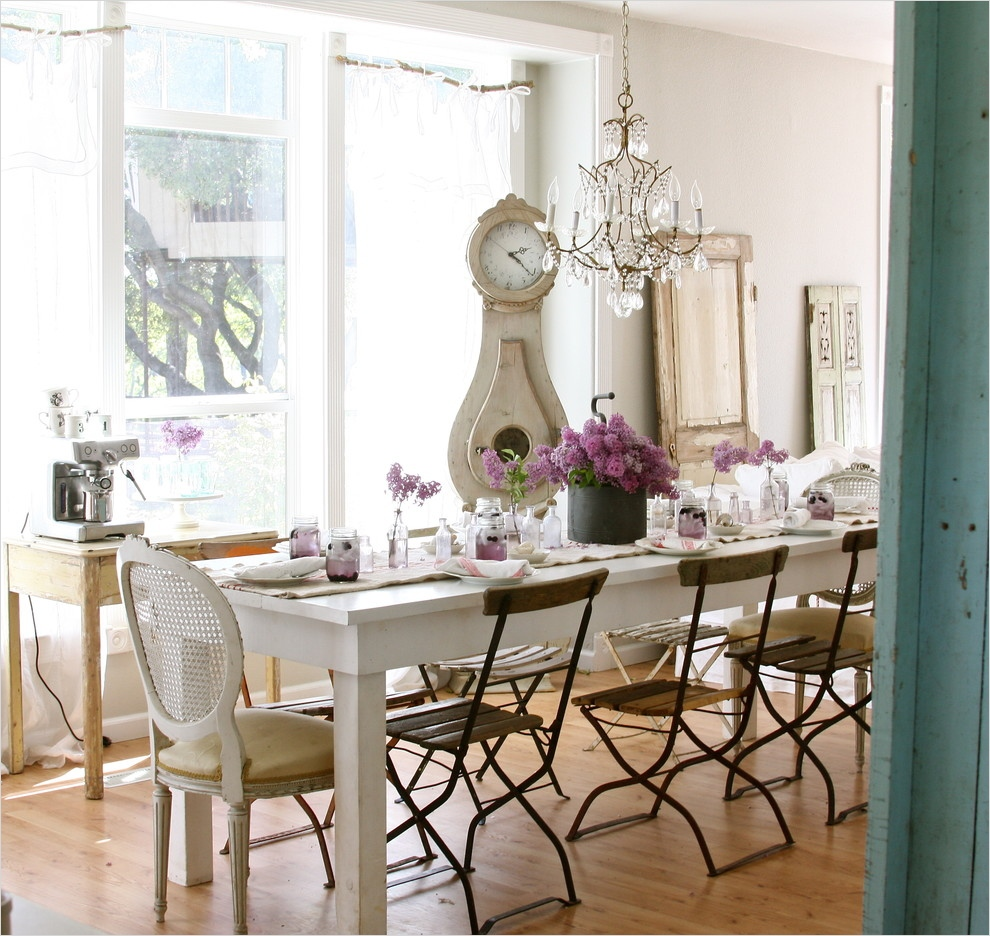 Farmhouse Chic Decorating Ideas 12 Awe Inspiring Down and Out Chic French Farmhouse Decor Decorating Ideas Gallery In Dining Room 4