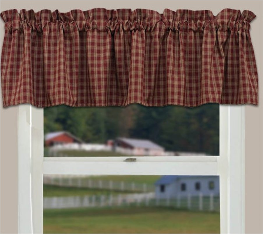 41 Perfect Farmhouse Country Kitchen Curtain Valances 15 Country Curtains for Kitchen 6