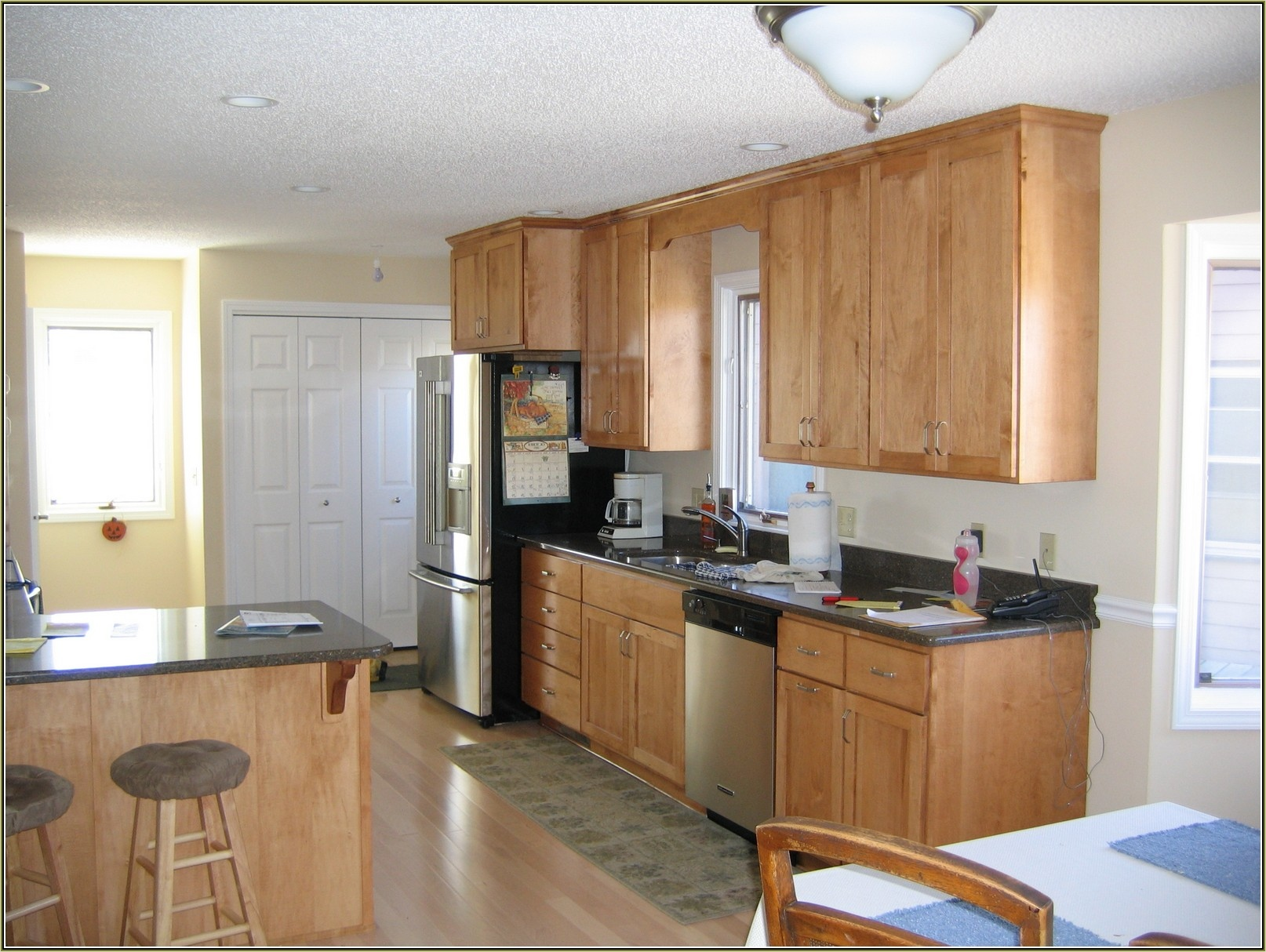 Kitchen with Maple Cabinets Color Ideas 27 Kitchen Lake forest Park Residence 109 Kitchen Color Ideas with Maple Cabinets Ahhualongganggou 9