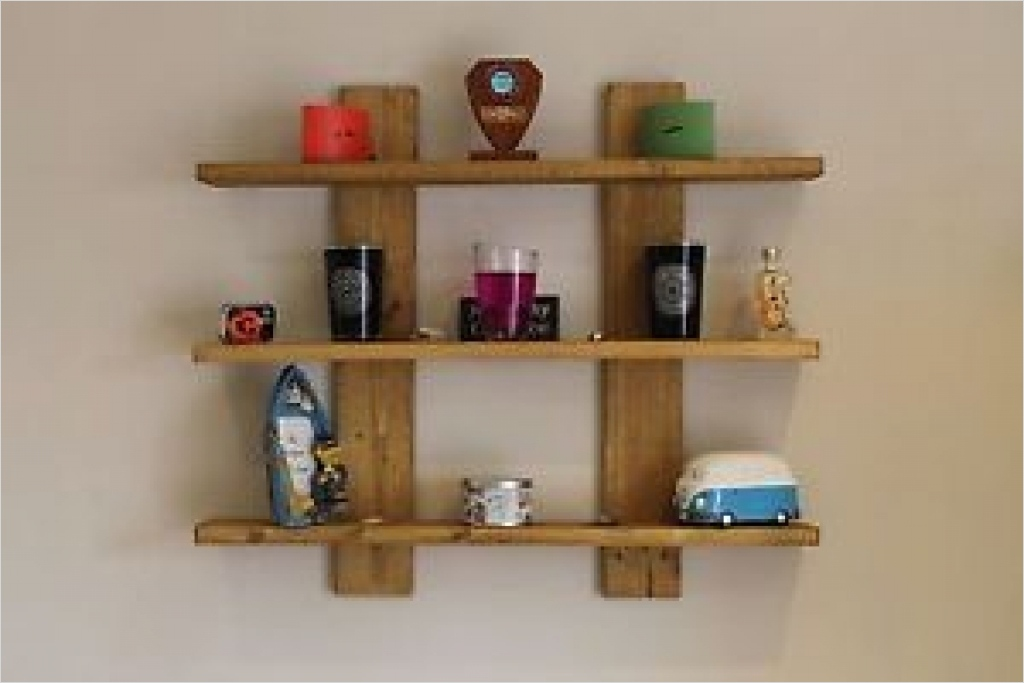 45 Creative Rustic Wall Mounted Bookshelves 16 Wall Shelves Shabby Chic Wall Mounted Shelves Shabby Chic Wall Mounted Bookshelf Shabby Chic 5