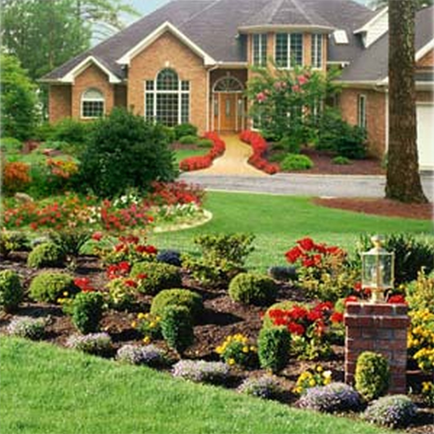 43 Perfect Gravel Landscaping Ideas 89 Gravel and Grass Landscaping Ideas 4