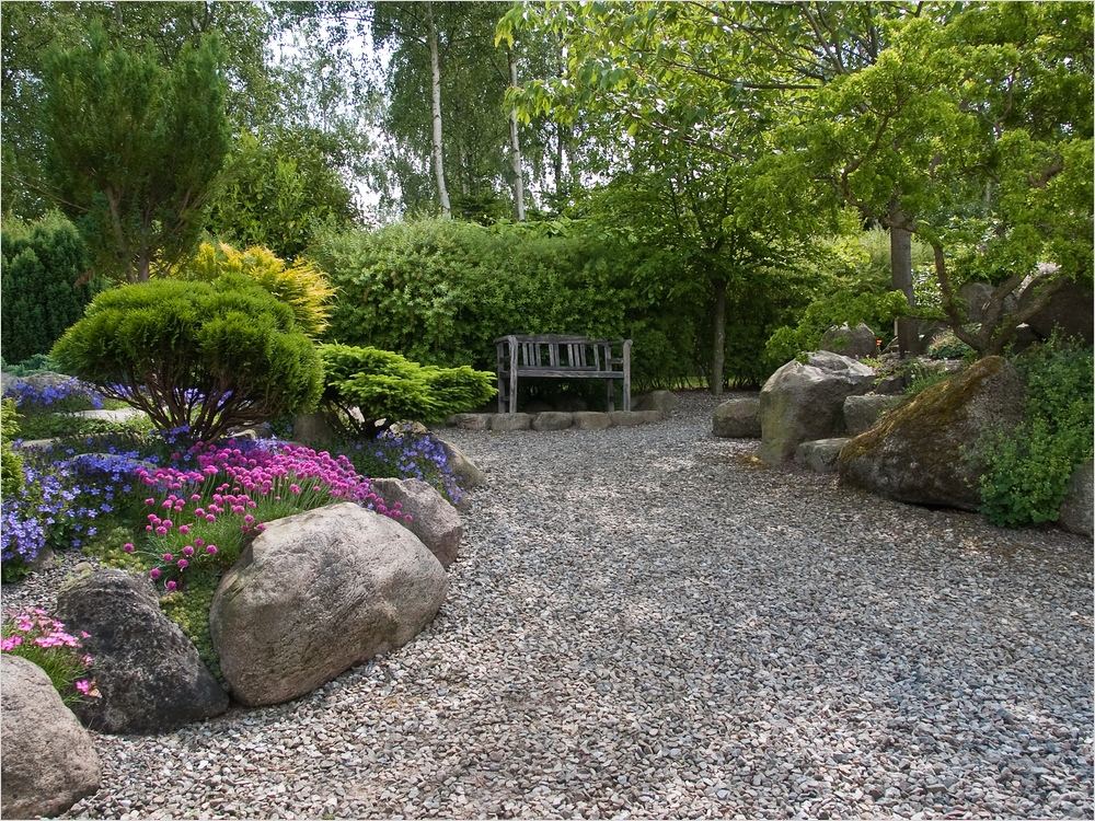43 Perfect Gravel Landscaping Ideas 93 Gravel Patios and Landscaping Shine Your Light 9