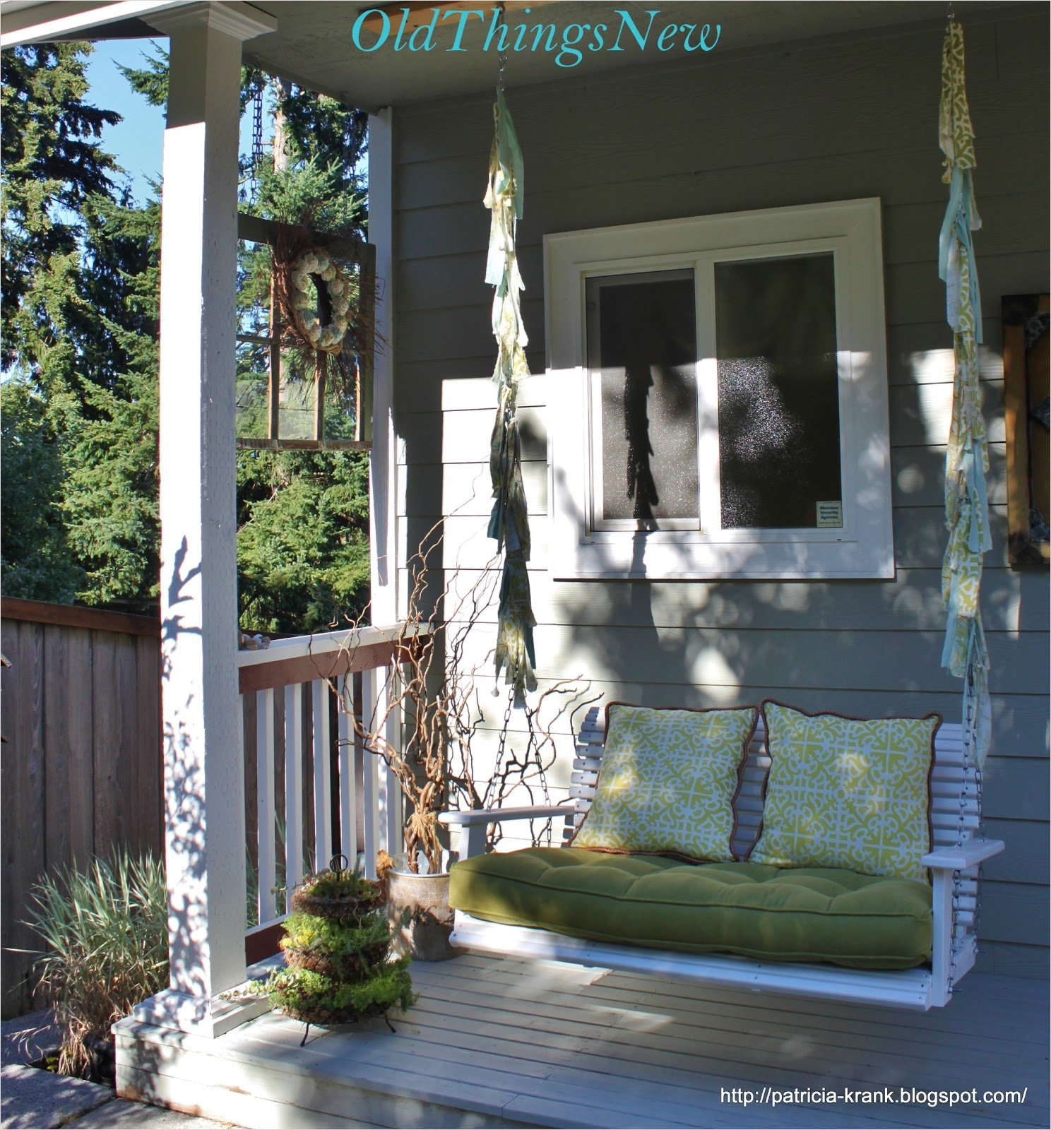 40 Beautiful Summer Porch Decorating Ideas 93 Summer Porch Decor – Old Things New 9