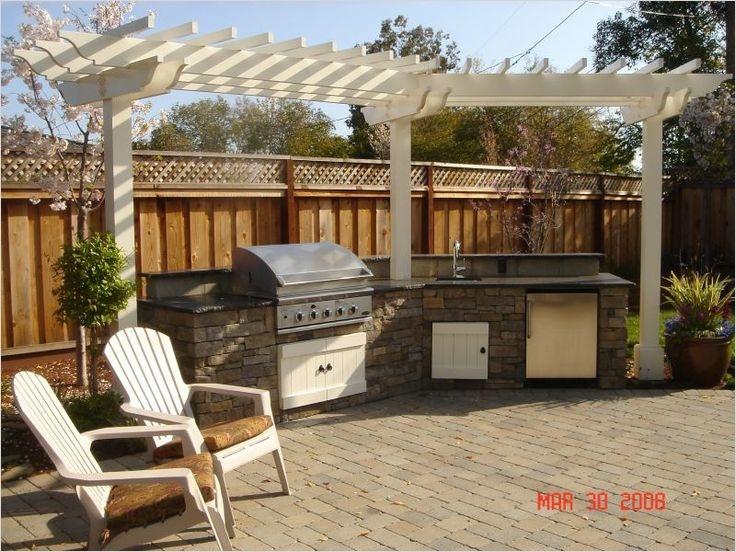 45 Perfect Backyard Bbq Landscaping Ideas 12 9 Best Images About Outdoor Kitchen On Pinterest 2