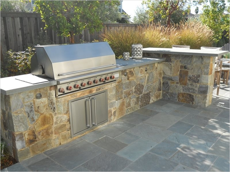 45 Perfect Backyard Bbq Landscaping Ideas 24 Outdoor Kitchen Sausalito Ca Gallery Landscaping Network 7