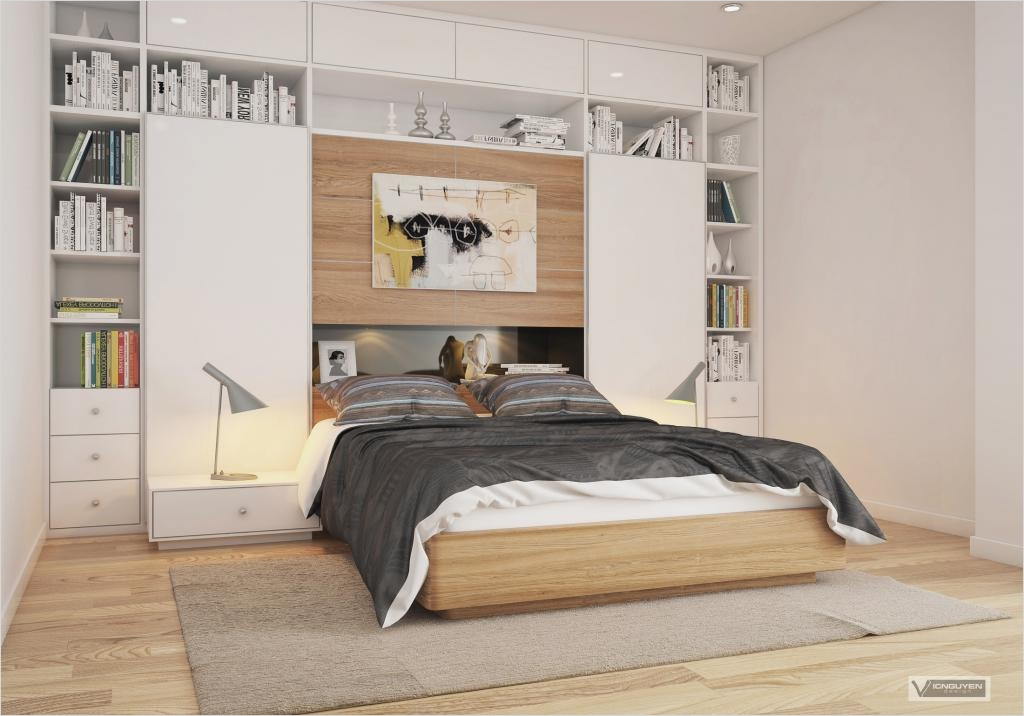 41 Perfect Shelf Decor Ideas Grey Bedrooms 88 Bedroom Shelf 5