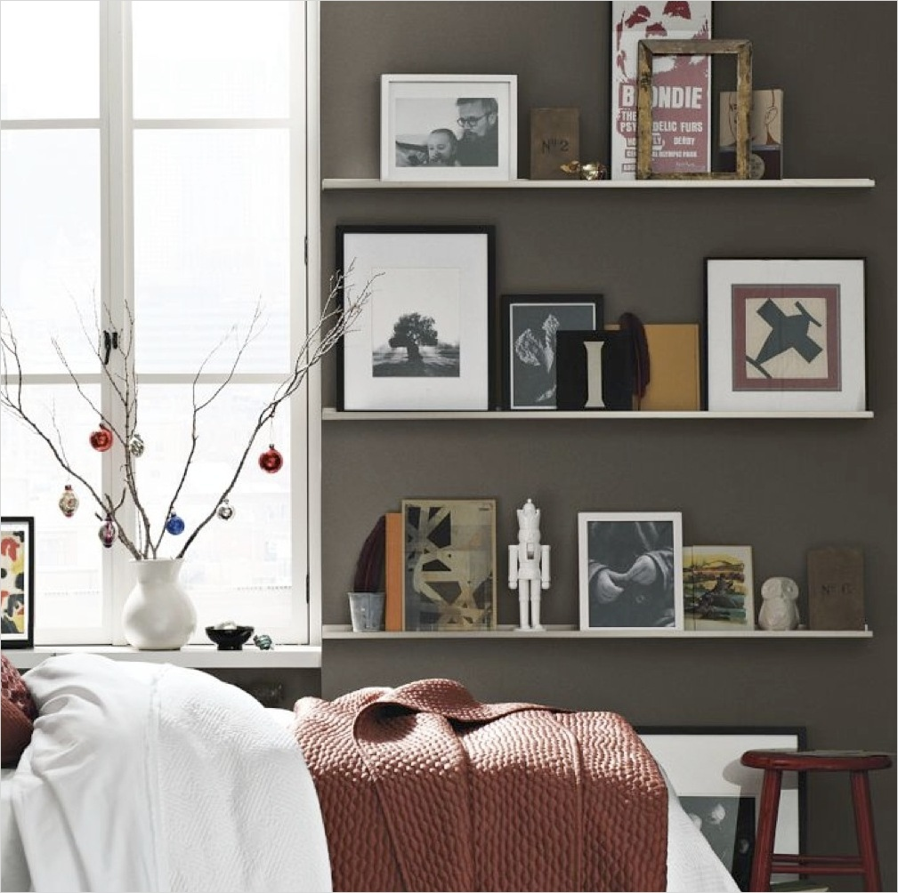 41 Perfect Shelf Decor Ideas Grey Bedrooms 22 How to Add Decorative Wall Shelves with Elegant Style Midcityeast 4