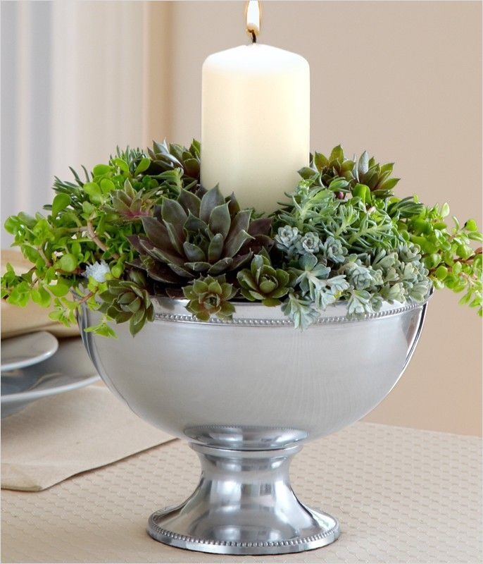 43 Beautiful Cactus Centerpiece Ideas 68 Succulent Centerpiece Pin Spirations for the Holidays 7