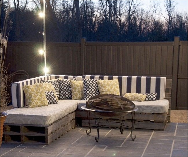 40 Diy Ideas Outdoor Furniture Made From Pallets 38 10 Best Ideas About Pallet Outdoor Furniture On Pinterest 1