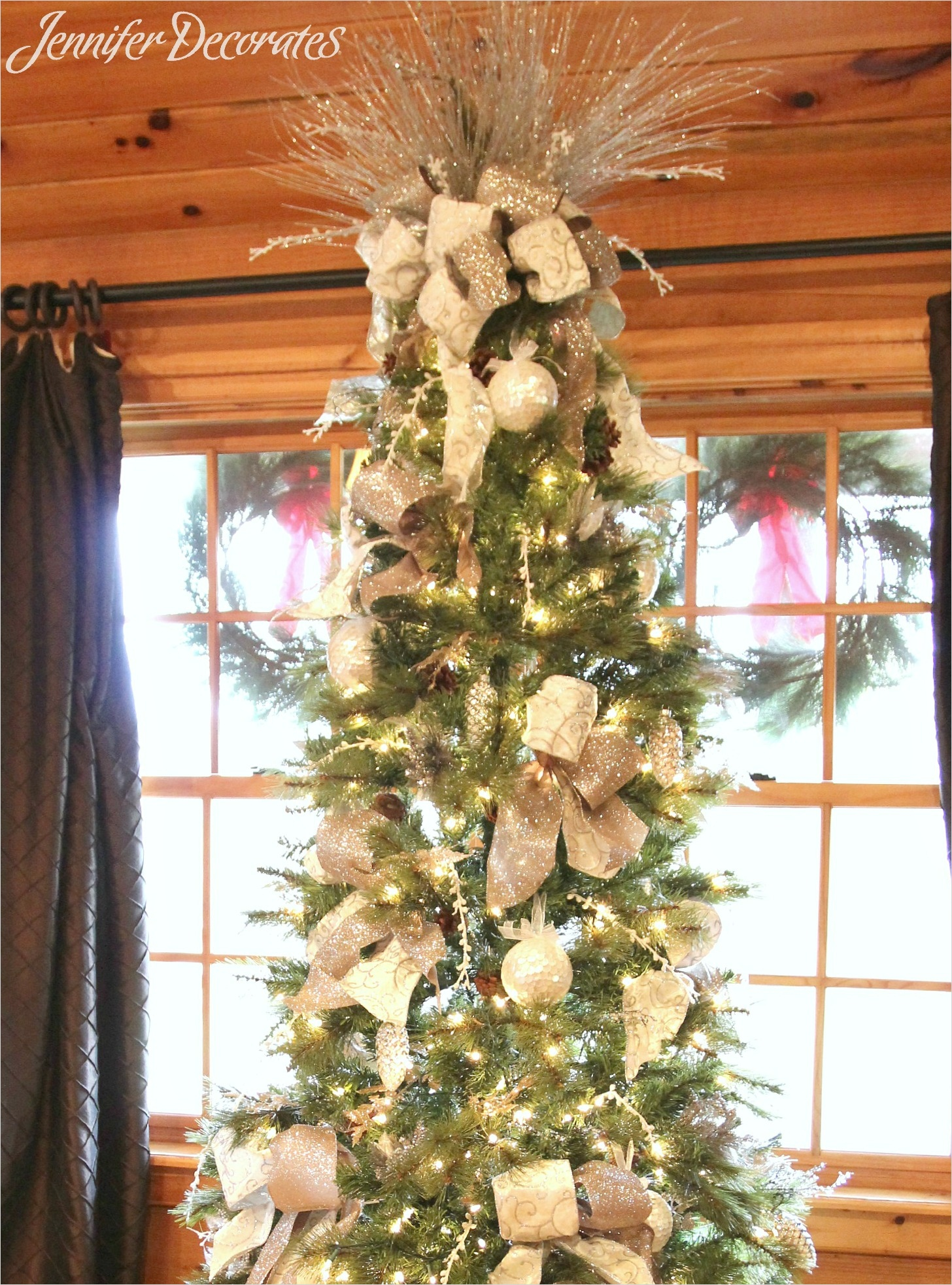 41 Amazing Country Christmas Decorating Ideas 55 Country Christmas Decorating Ideas Jennifer Decorates 4