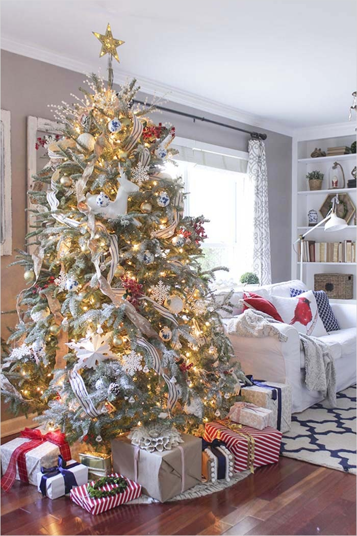 41 Amazing Country Christmas Decorating Ideas 27 40 Fabulous Rustic Country Christmas Decorating Ideas 2