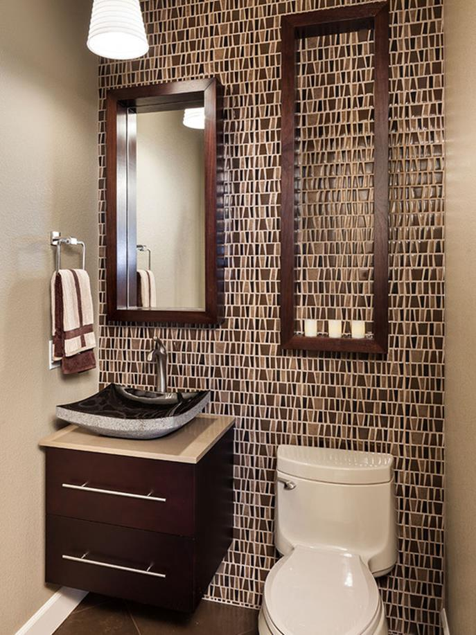 42 Perfect Small Bathroom Decorating Ideas 21