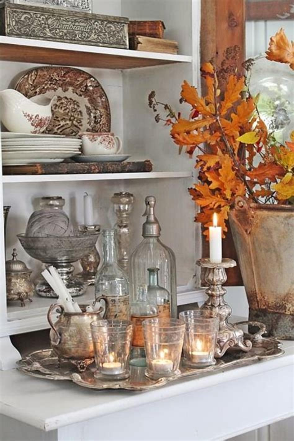 40 Beautiful Farmhouse Style Tray Decor Ideas 42