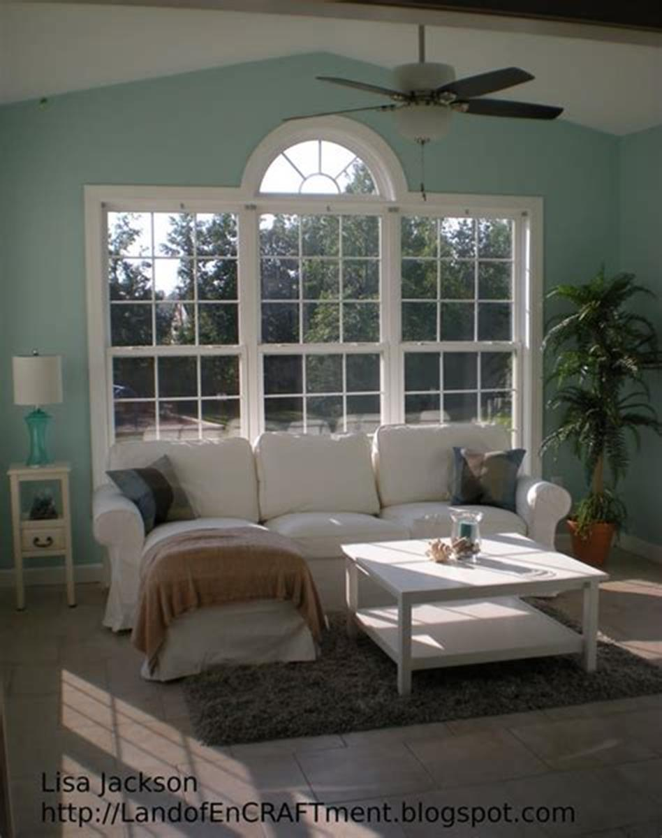 50 Most Popular Affordable Sunroom Design Ideas on a Budget 12