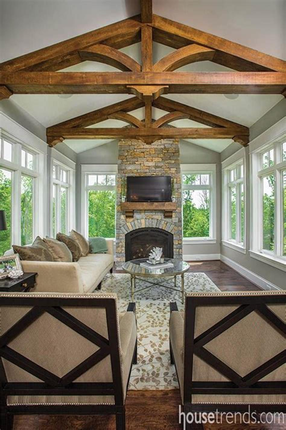 50 Most Popular Affordable Sunroom Design Ideas on a Budget 2