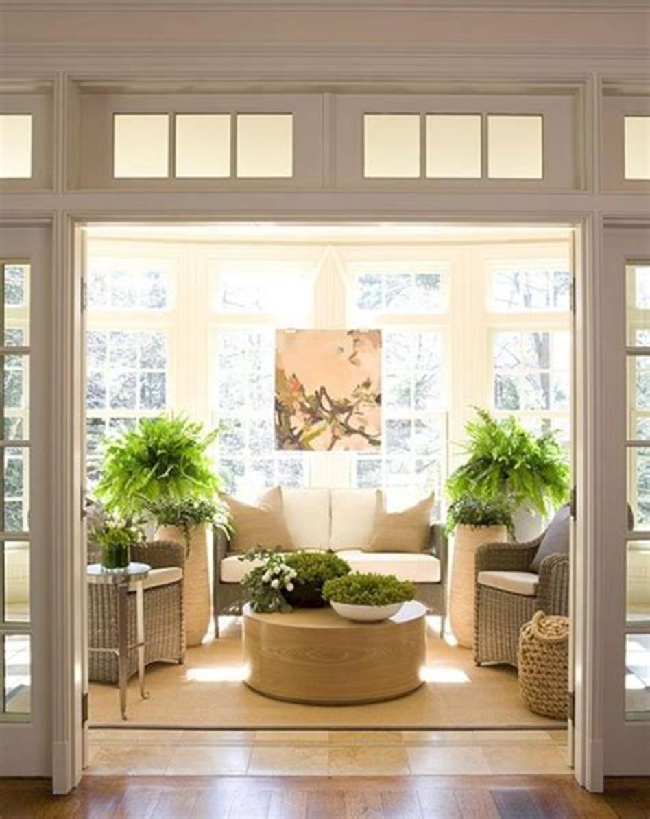 50 Most Popular Affordable Sunroom Design Ideas on a Budget 25