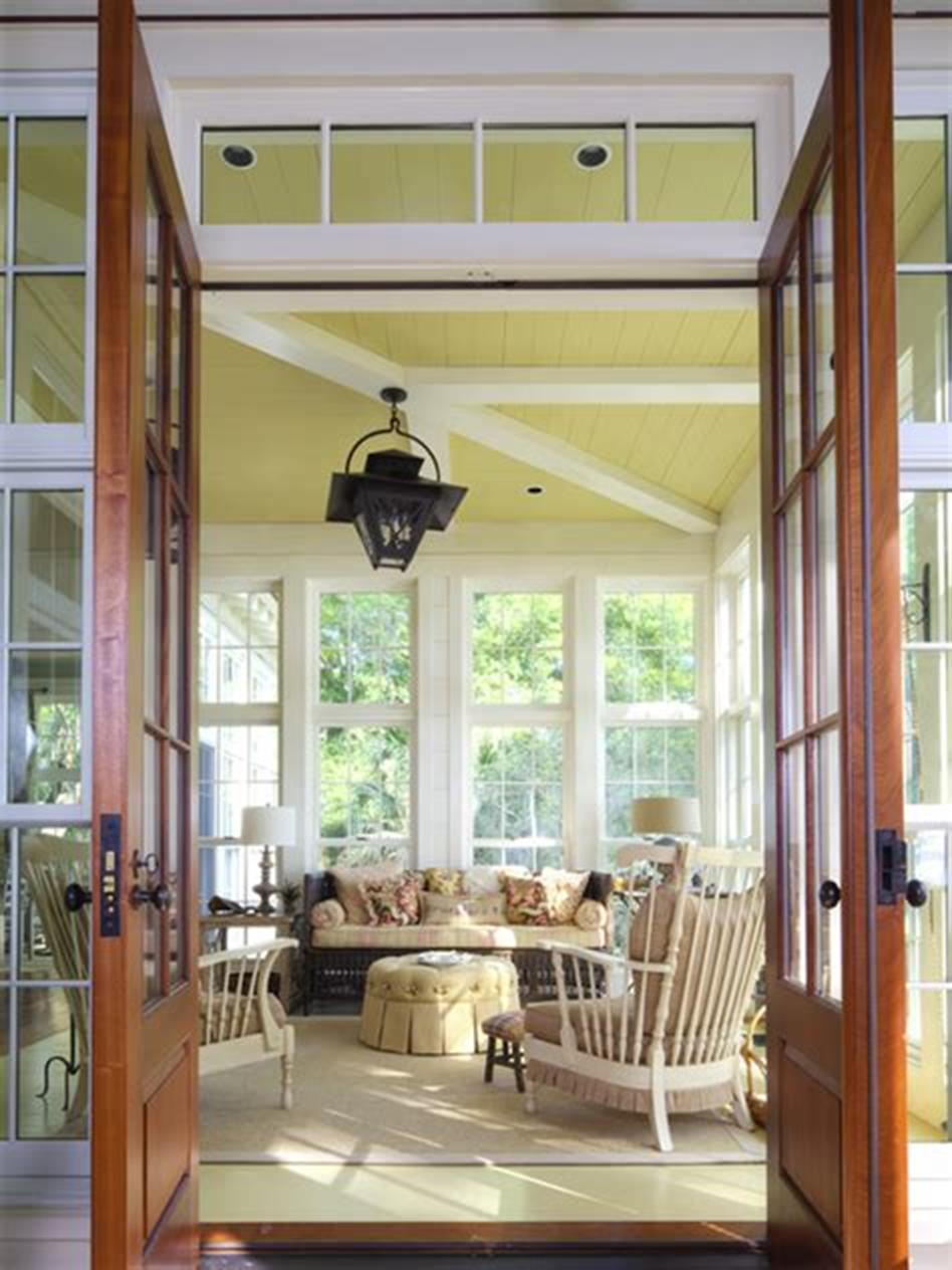 50 Most Popular Affordable Sunroom Design Ideas on a Budget 28
