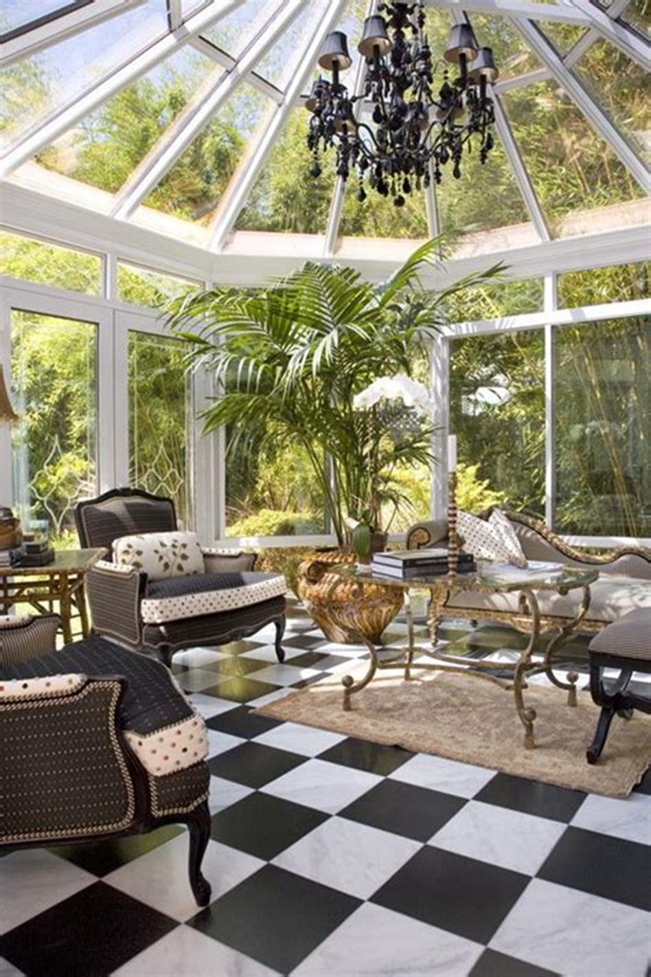 50 Most Popular Affordable Sunroom Design Ideas on a Budget 4