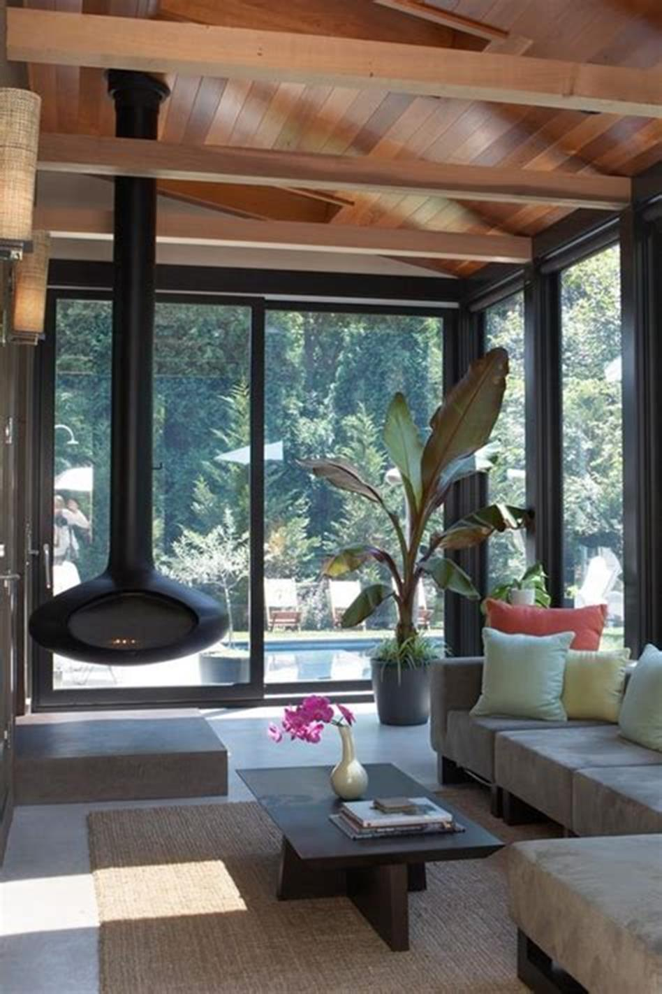 50 Most Popular Affordable Sunroom Design Ideas on a Budget 8