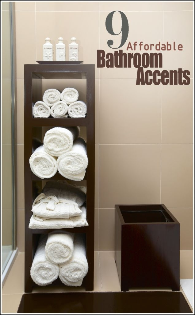 36 Awesome Bathroom Rowel Storage Ideas 73