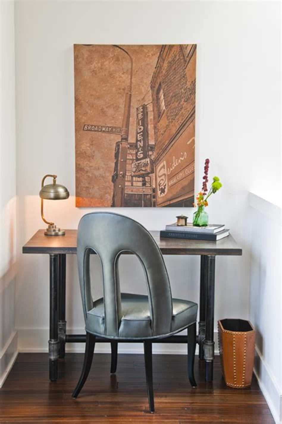 50 Best Small Space Office Decorating Ideas On a Budget 2019 15