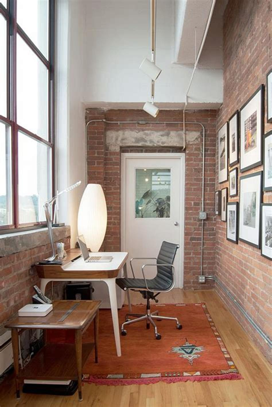 50 Best Small Space Office Decorating Ideas On a Budget 2019 35