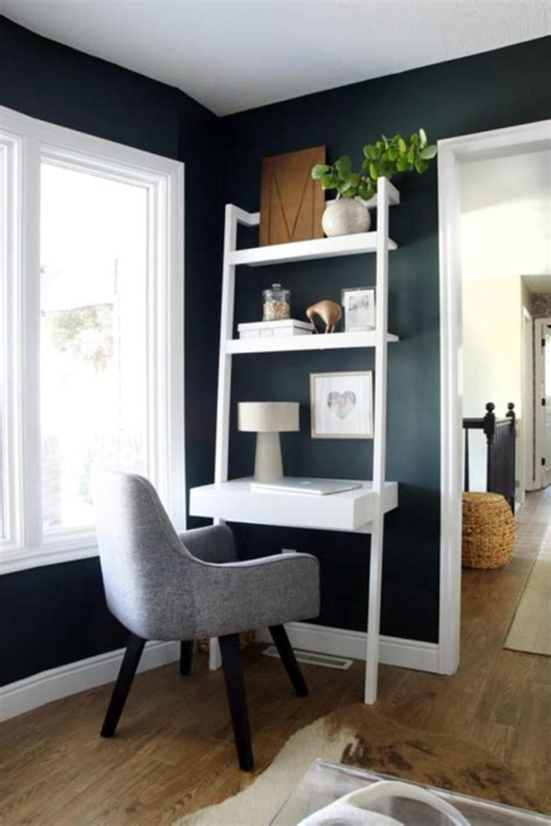 50 Best Small Space Office Decorating Ideas On a Budget 2019 42