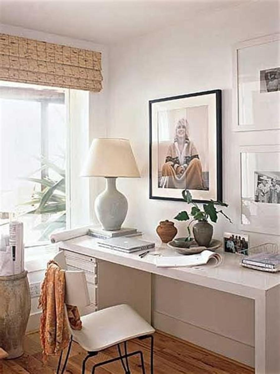 50 Best Small Space Office Decorating Ideas On a Budget 2019 70