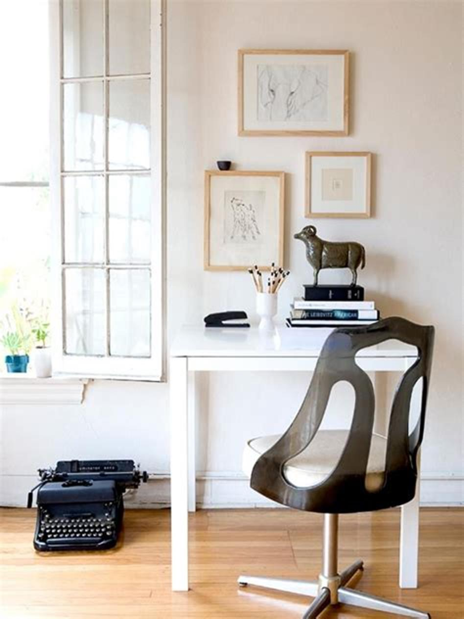 50 Best Small Space Office Decorating Ideas On a Budget 2019 73