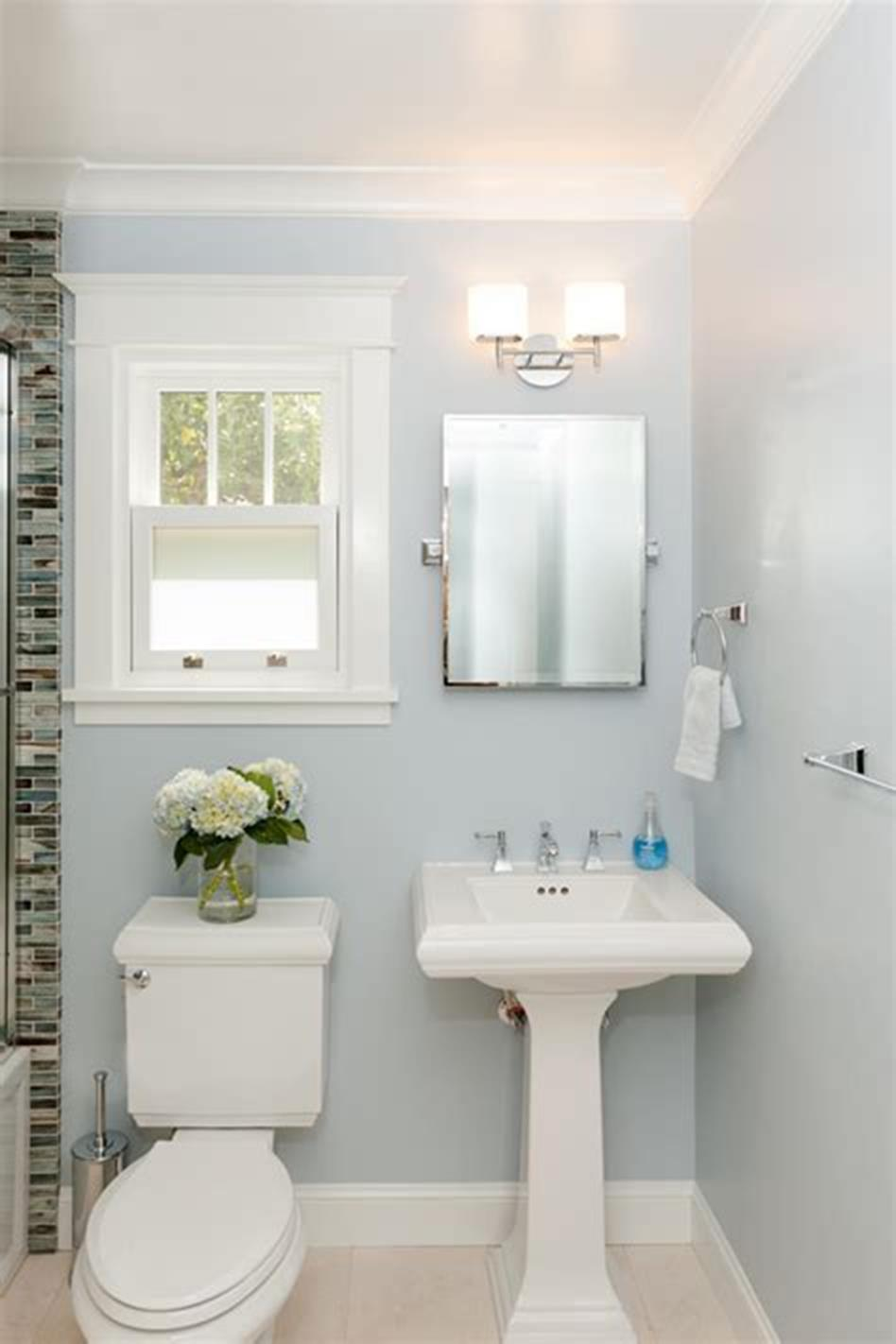 35 Best Wall Mounted Vanities For Small Bathrooms 2019 10