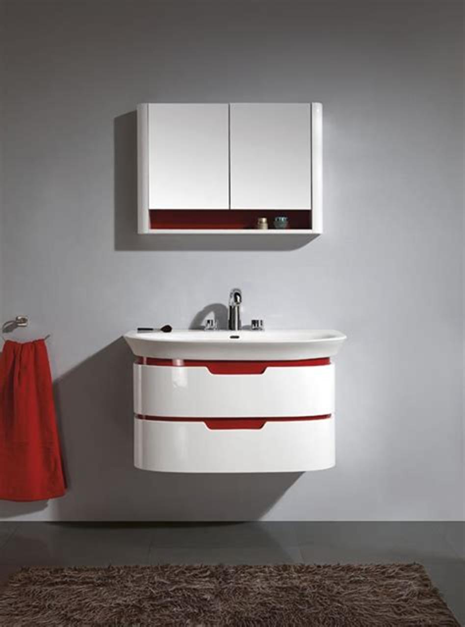 35 Best Wall Mounted Vanities For Small Bathrooms 2019 11