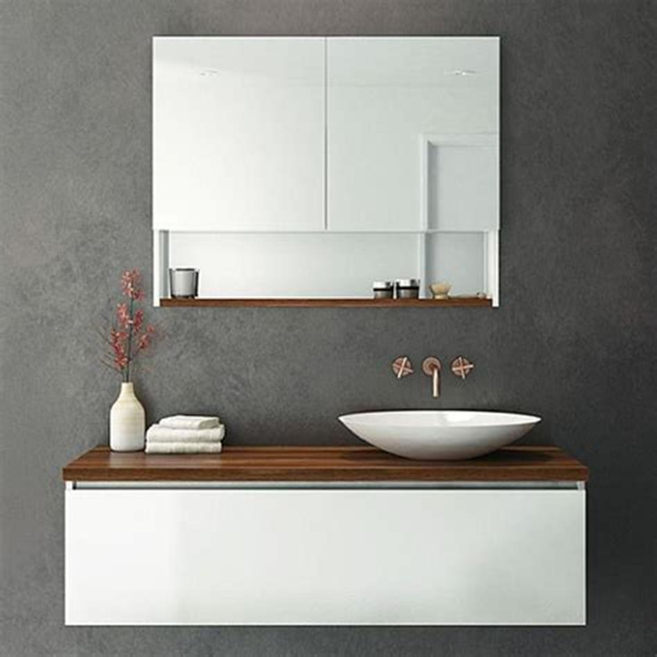 35 Best Wall Mounted Vanities For Small Bathrooms 2019 37