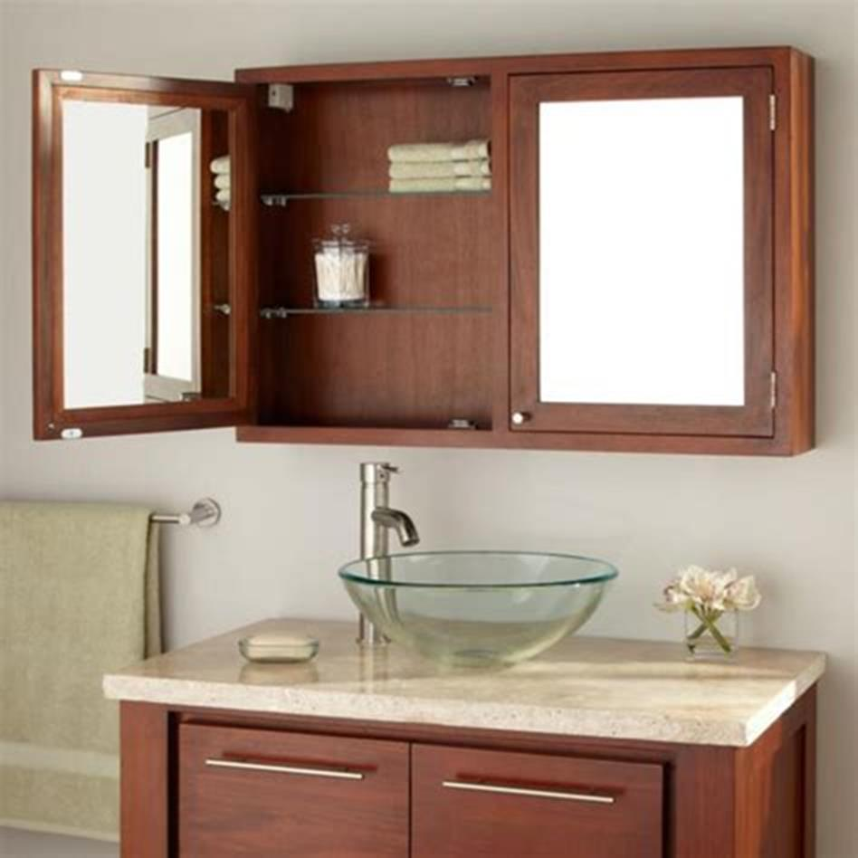 35 Best Wall Mounted Vanities For Small Bathrooms 2019 44
