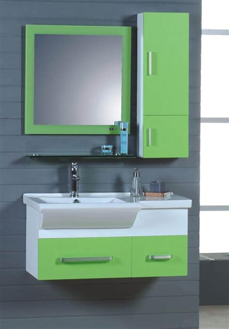 35 Best Wall Mounted Vanities For Small Bathrooms 2019 7