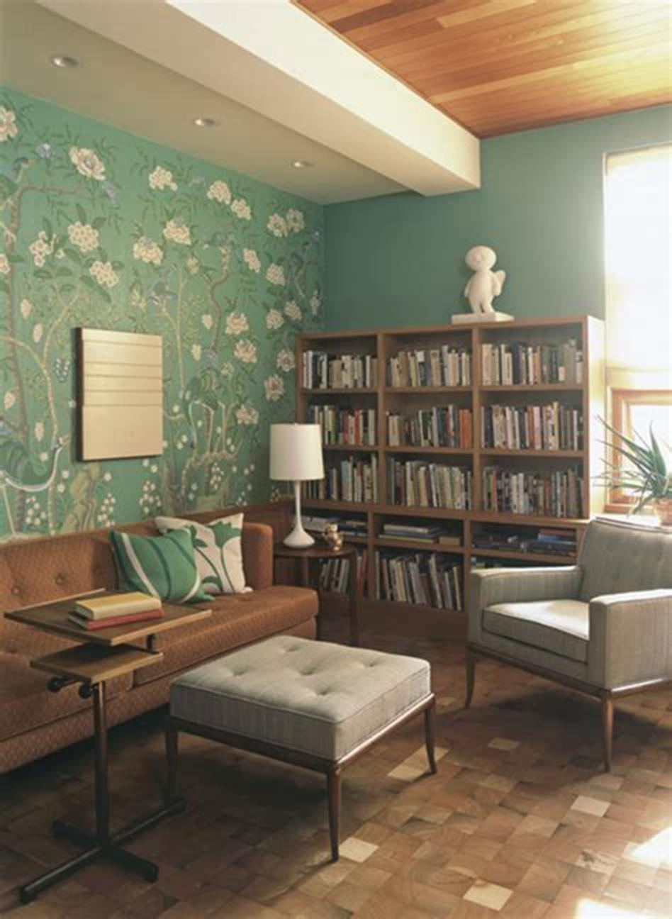 47 Great Mid Century Modern Living room Design and Decorating Ideas 12