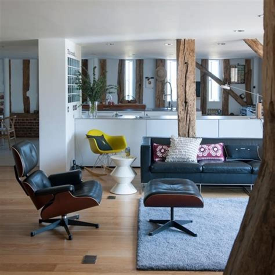 47 Great Mid Century Modern Living room Design and Decorating Ideas 29