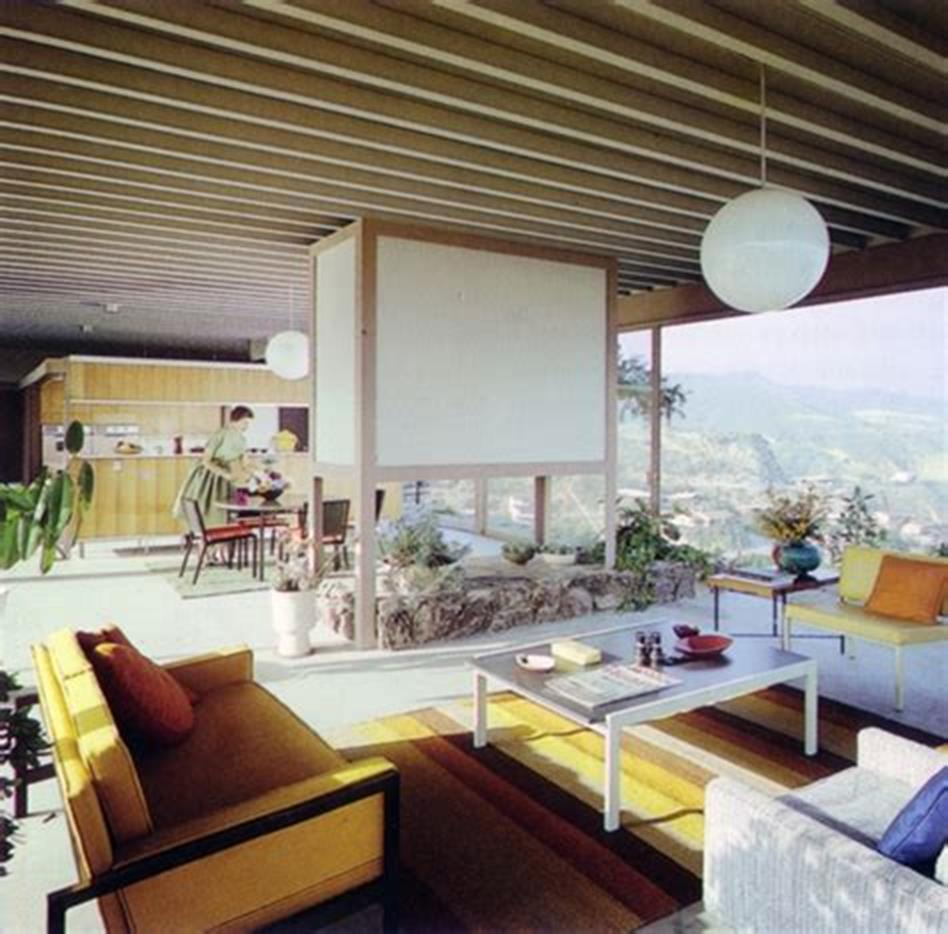 47 Great Mid Century Modern Living room Design and Decorating Ideas 33