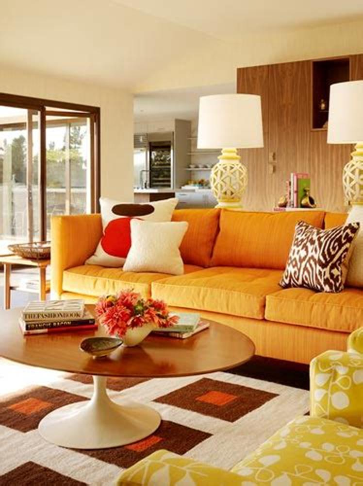 47 Great Mid Century Modern Living room Design and Decorating Ideas 36