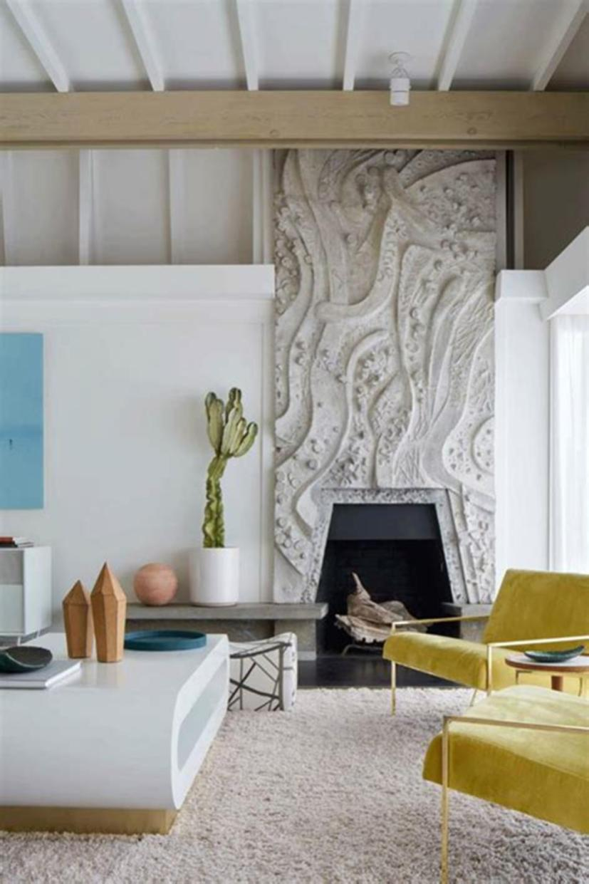 47 Great Mid Century Modern Living room Design and Decorating Ideas 5