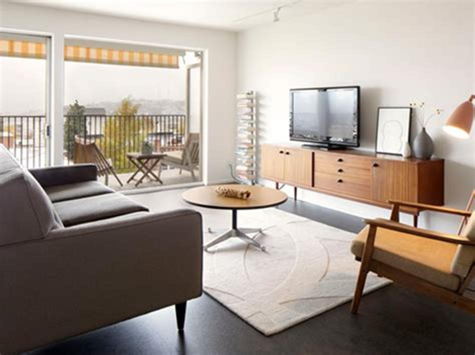 47 Great Mid Century Modern Living room Design and Decorating Ideas 51