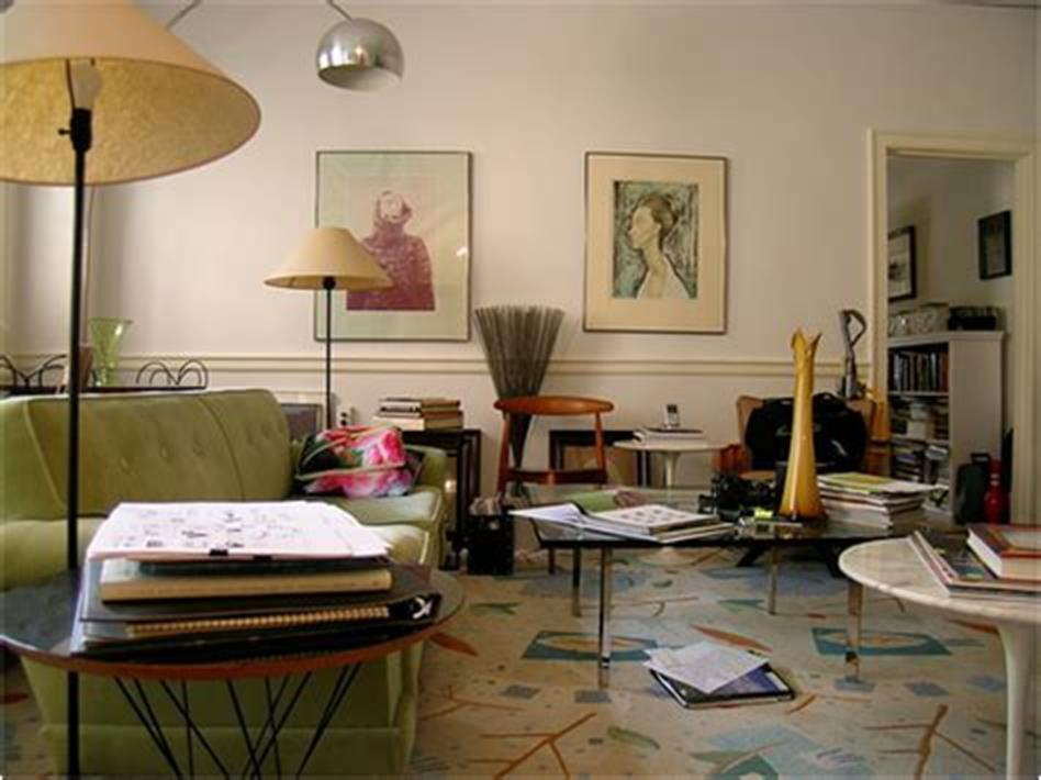 47 Great Mid Century Modern Living room Design and Decorating Ideas 52