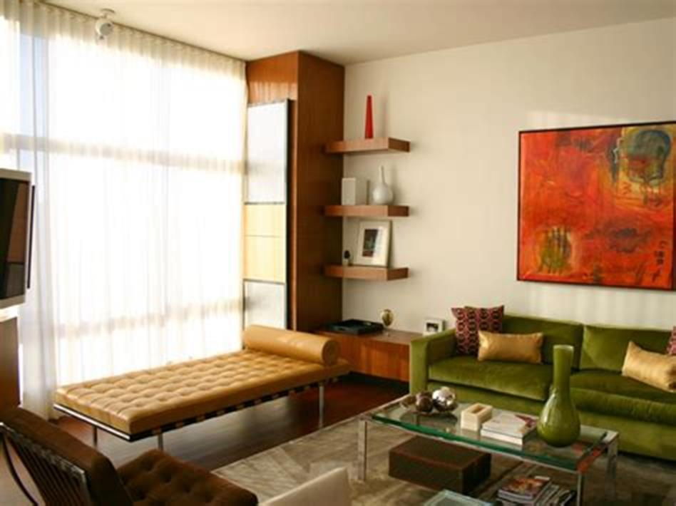 47 Great Mid Century Modern Living room Design and Decorating Ideas 54