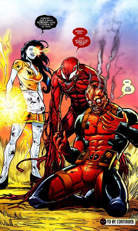 Deadpool Vs Carnage 1 Review Geektastic