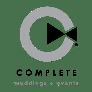 Complete weddings+events Logo