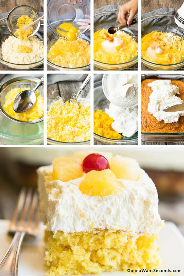 Easy Cake Recipes Lemon