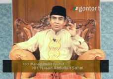 Meneguhkan Tauhid, KH Hasan Abdullah Sahal