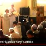 Alumni Gontor Islamkan Warga Australia