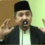 MoU between ISID and USIM – part 3 – speech of Dr. KH. Abdullah Syukri Zarkasyi, MA