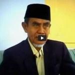 Komentar KH Hasan Abdullah Sahal atas Film Negeri 5 Menara (part 1 & 2)